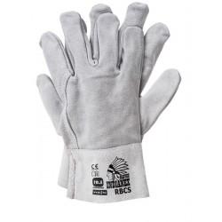Rękawice spawalnicze RBCS