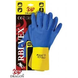 Rękawice przeciwchemiczne...