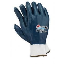 Rękawice nitrylowe na...
