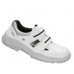 Sandały bezpieczne białe 201